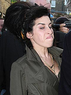 Amy Winehouse's Husband to Spend Christmas in Jail