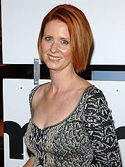 Cynthia Nixon's Latest Role: Breast Cancer Advocate – and Survivor