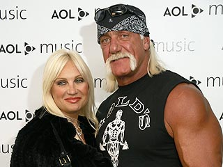 Hulk Hogan's Wife Wants Half of Assets in Divorce