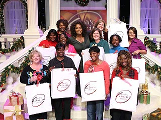 Oprah Unveils Most Expensive Favorite Thing &#8211; Ever