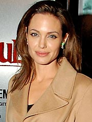 Angelina Jolie: I'm a Jet-Lagged Mom!