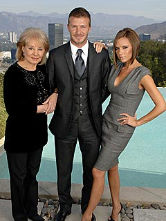 Revealed! Barbara's 'Fascinating' Moment with Posh & Becks