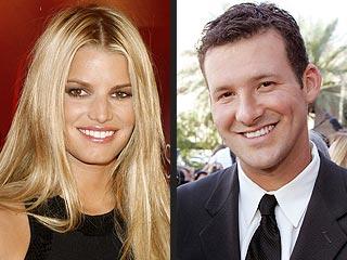 Tony Romo, Jessica Simpson Share Thanksgiving Dinner