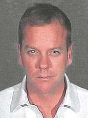 Kiefer Sutherland Goes to Jail