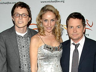 Michael J. Fox & Wife Tracy Pollan: 'Lucky to Have Each Other'