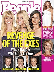 COVER STORY SNEAK PEEK: Revenge of the Exes