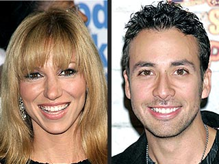 Deborah Gibson: Howie Dorough High-Fived His Bride