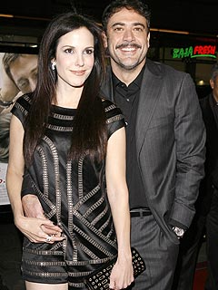 Mary-Louise Parker and Jeffrey Dean Morgan in DecemberJeffrey Dean Morgan And Mary Louise Parker