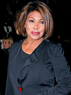Tina Turner: 'No Comment' on Ike Turner's Death