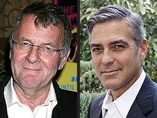 Tom Wilkinson Gushes Over George Clooney