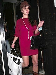 Britney Goes Shopping After Sister's Pregnancy Shocker