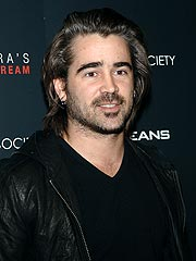 Colin Farrell Says His Son James Is Doing Well