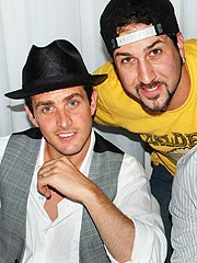 Joey McIntyre's Dancing with the Stars Tour Blog!