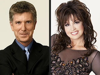 Tom Bergeron on Marie Osmond's Fainting: 'I've Never Had This Happen'