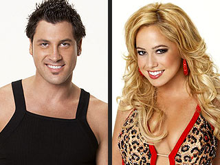 DWTS' Maksim Speaks Out On Sabrina's Elimination