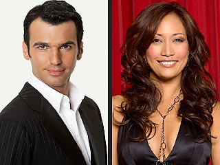 Tony Dovolani Takes on Dancing's Carrie Ann Inaba