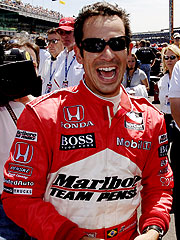 Helio Castroneves Speeds Back to Victory