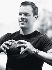 Matt Damon: The Sexiest Man Alive