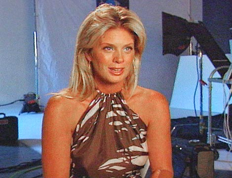 Rachel Hunter: Why She's on a Diet