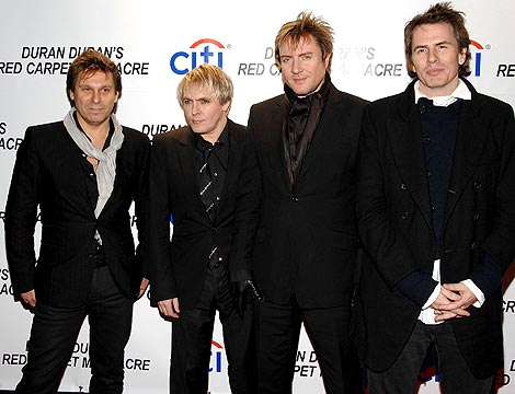 Duran Duran Talk about 'Britney' Video