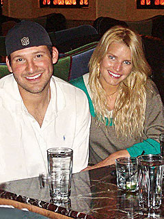 Jessica Simpson: Proud I Let Tony Romo into My Life