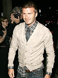 David Beckham to Help Close Olympics