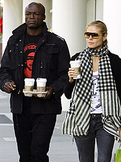 Couples Watch: Heidi & Seal, Heidi & Spencer ...