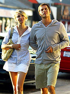Cameron Diaz's Beau: I Regret Using Cocaine