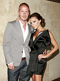 Victoria Beckham Names David as Her Muse