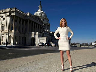 Legally Spice: Geri Halliwell Conquers Capitol Hill