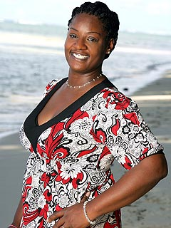 Survivor: Micronesia's Cirie Sends Yau-ManPacking