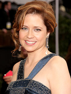 Jenna Fischer: 'A Little' Crazy About Cats