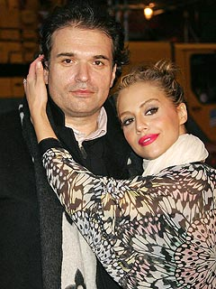 Brittany Murphy & Husband Talk Baby Plans and Blogs