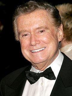 TV Roundup: Regis To Get Lifetime AchievementEmmy