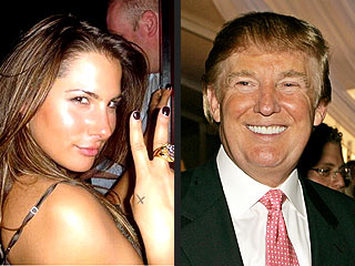 The Donald Wants Ashley Dupré! (For His New Reality Show)