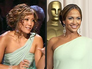 Carrie Ann Inaba vs. J.Lo: Separated by a Hair Wisp?