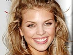 AnnaLynne McCord Partied at Avenue