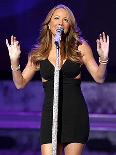 MUSIC ROUNDUP: Mariah Carey Lights Up the Empire State Building