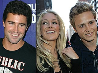 Brody Jenner Doesn't Approve of Heidi & Spencer'sDrama