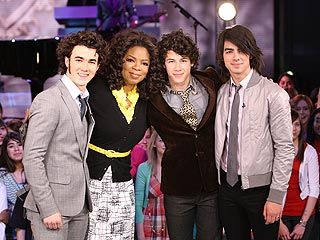 TV Roundup: Oprah's A-Ha Moment: The Jonas Brothers!