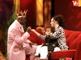 Flavor Flav's Shocking Proposal