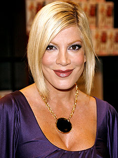 Tori Spelling Still Working on 90210