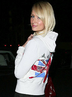 Paris Hilton&#39;s Night Out Without Benji Madden