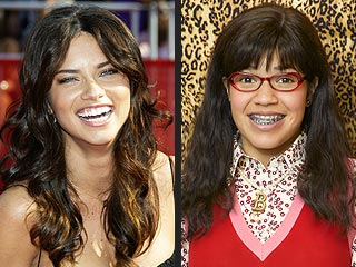 Adriana Lima to Sizzle on Ugly Betty