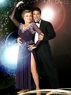Cloris Leachman Takes Her Final DancingBow