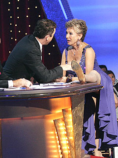 Monday's DWTS: What You Didn'tSee