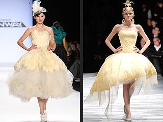 POLL: Is Kenley's Dress Too Similar to AlexanderMcQueen's?