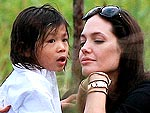 The Jolie-Pitts' NOLA Playtime! | Angelina Jolie, Pax Thien Jolie-Pitt