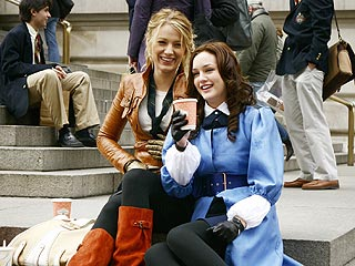 Gossip Girl Countdown: 5 Days to Go! See Photos From the Set