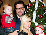 Santa's Little Helpers: Stars Get Naughty – and Nice! – for the Holidays | Dean McDermott, Tori Spelling